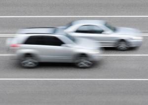 Punkte in Flensburg für eine Geschwindigkeitsüberschreitung