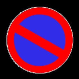 Im eingeschränkten Halteverbot darf das Fahrzeug maximal drei Minuten halten.