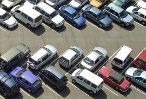 Wenn Sie im Parkverbot parken, müssen Sie mit einem Knöllchen rechnen.