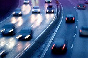 Der eso µP 80 kann als Blitzer auch auf Autobahnen zur Geschwindigkeitsmessung eingesetzt werden.