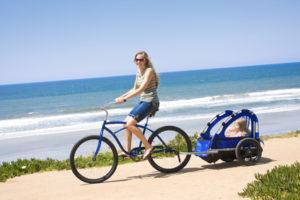 Sie wollen auf dem Fahrrad Kinder mitnehmen, der Transport dieser sollte ordnungsgemäß sein.