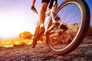 Eine ordnungsgemäße Fahrradbeleuchtung ist bei Dämmerung und Dunkelheit besonders wichtig.