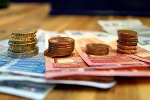 Ein selbstverschuldeter Fahrradunfall kann ein Bußgeld nach sich ziehen.