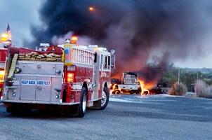 StVO: In § 35 sind Sonderrechte für Feuerwehr, Polizei und Co. aufgeführt.