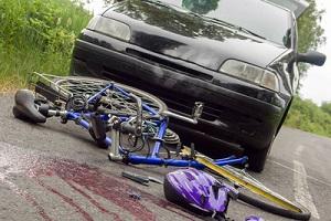 Ein tödlicher Fahrradunfall ist in Deutschland leider keine Seltenheit.