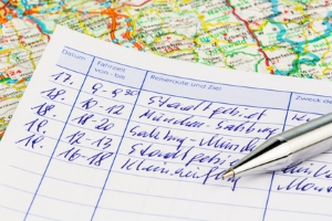 Führt die Anhörung nach einer Ordnungswidrigkeit nicht zur Fahrerermittlung, kann eine Fahrtenbuchauflage ergehen.