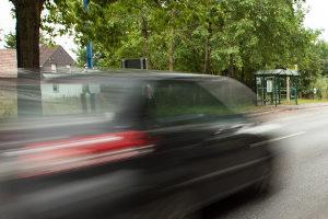 Erhalten Sie bei Geschwindigkeitsüberschreitung mit dem Firmenwagen einen Zeugenfragebogen?