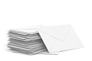 Wann wird ein Zeugenfragebogen wegen einer Ordnungswidrigkeit verschickt?