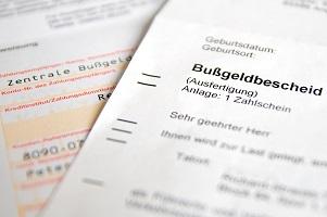 Lohnt sich für Betroffene ein Einspruch, wenn auf dem Bußgeldbescheid ein falscher Name steht?