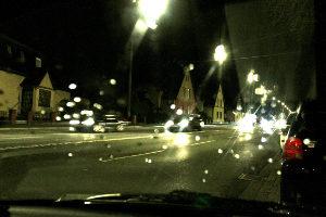 Das Nachtfahrverbot soll Anwohner vor Lärmbelästigung schützen.