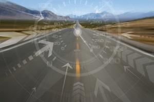 Höchstgeschwindigkeit für LKW: Auf der Landstraße liegt sie zwischen 60 und 80 km/h.