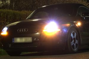 Wann kommt welcher Teil der Autobeleuchtung zum Einsatz?